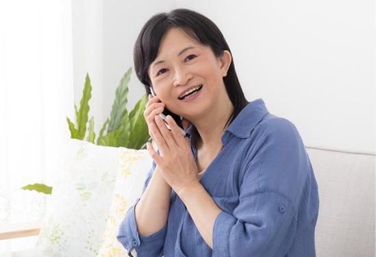お電話サービス